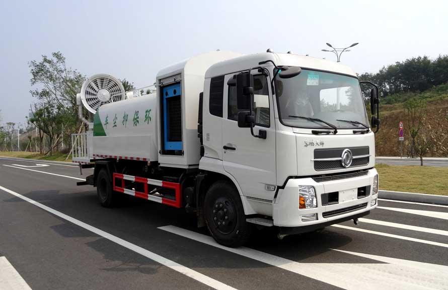 东风天锦80米雾炮车