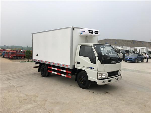 江铃4.2米冷藏车