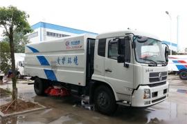 东风天锦10方扫路车
