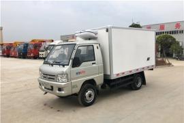 福田2.9米冷藏车