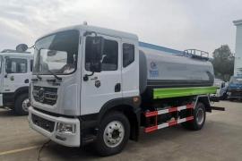 国六东风多利卡14吨洒水车