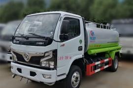 东风福瑞卡5吨洒水车