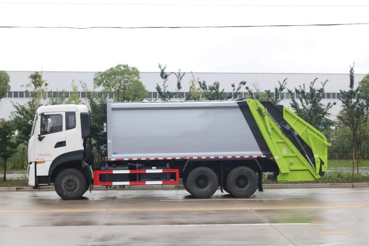 压缩垃圾车厂家